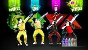 El videojuego Just Dance para Wii, éxito en ventas.
