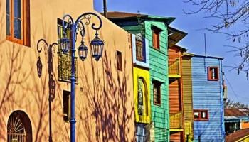Que visitar en Buenos Aires: el barrio de la Boca