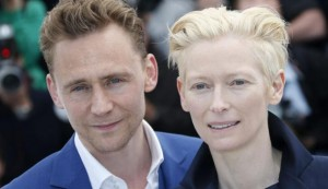 Los amantes Eve y Adam (Tilda Swinton y Tom Hiddleston)