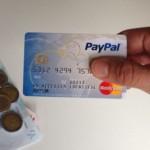 ¿Problemas con las tarjetas prepago PayPal?