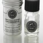 Usos cosméticos del aceite esencial de manzanilla camomila