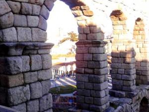Acueducto Ciudad de Segovia