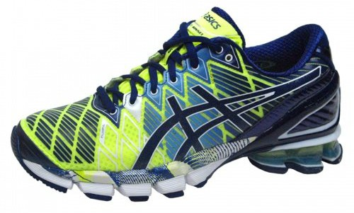 zapatos asics doble cara