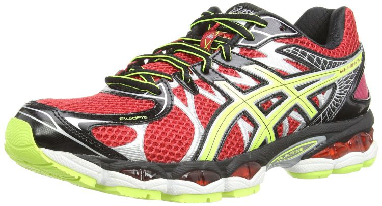 zapatos running asics
