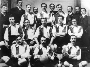 El primer campeón de Copa fue el Athletic