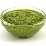 La albahaca en la cocina: recetas con albahaca culinarios de la albahaca: Salsa Pesto