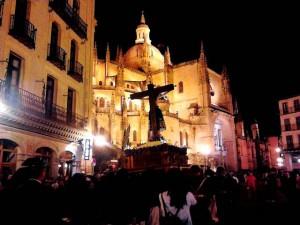 Catedral de la ciudad de Segovia