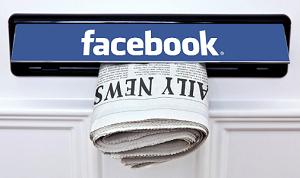 Facebook quiere ser un canal para publicar noticias exclusivas
