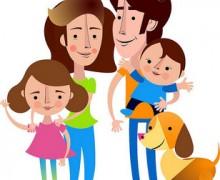 Una familia integrada