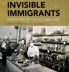 """Gabriel campos, conocido como """"El zapatero"""", en su negocio, en los años 30, en Mountain View, California."""
