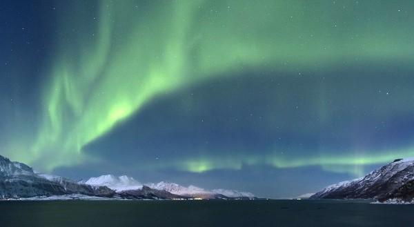 Origen de la Aurora Boreal