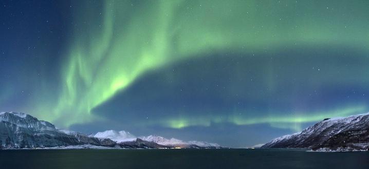 Cómo se forma una aurora boreal