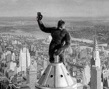 Selfie King Kong
