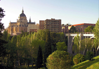 Mirador Vistillas de Madrid