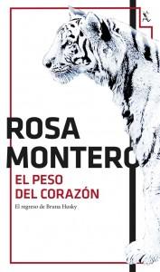 """Crítica y reseña de la novela de Rosa Montero """"El peso del corazón"""""""