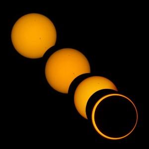 La primavera 2015 arranca con un eclipse solar que se verá en spaña