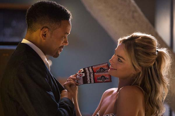 "Crítica de ""Focus"", con Will Smith y Margot Robbie"