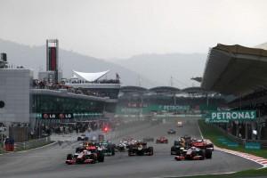 Sepang acoge la 2ª cita del Mundial de F1 2015