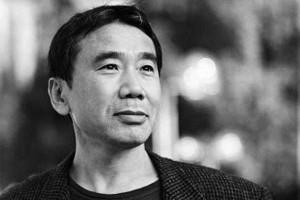 El escritor Haruki Murakami