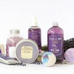 cosmética natural con lavanda espliego