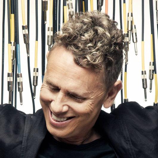 Martin Gore publica nuevo disco de música electrónica