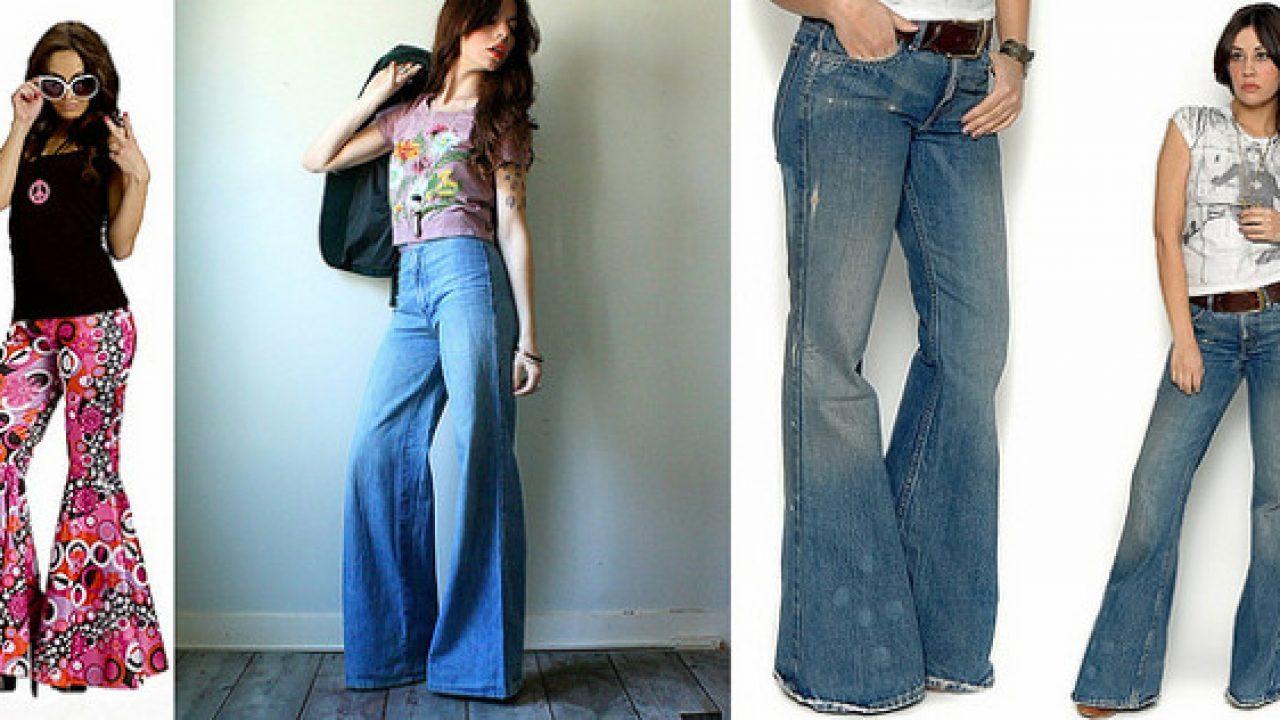 Pantalones De Campana Y Ropa De Los 70 Que Estan De Moda Galakia