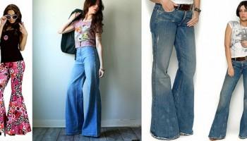 pantalones campana tendencia primavera 2015