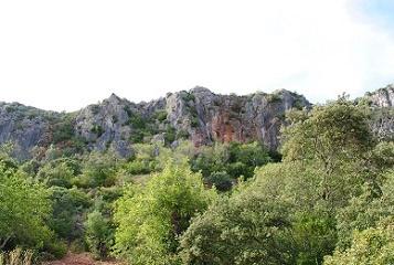 El otro Algarve: Rocha da Pena, escalar en el Algarve desconocido