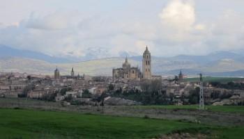 Panorámica de Segovia. Foto: Belén Valdehita