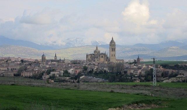 Conociendo la ciudad de Segovia