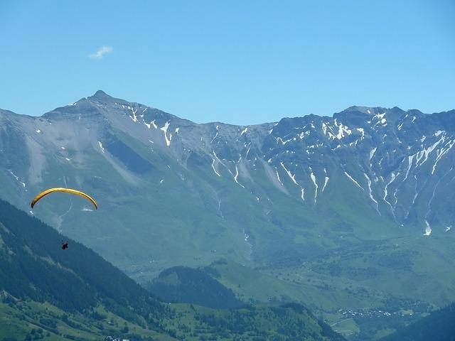 Lugares para practicar deportes de aventura en Pirineos