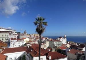 Mirador Santa Luzia, Lisboa