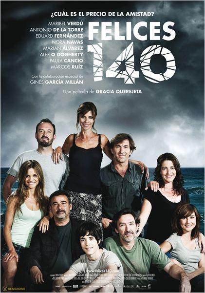 "Crítica de ""Felices 140"", dirigida por Gracia Querejeta"