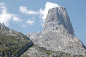 El mítico Pico Urriello