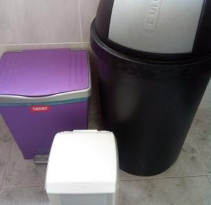 Cubo de basura, ¿cuál elegir para mi cocina?