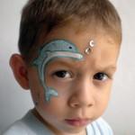 Maquillaje de fantasía, una idea genial para el día del niño