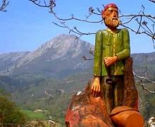 El Camín Encantáu, en Asturias