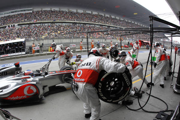 F1 2015 GP China, ¿nuevo duelo Mercedes-Ferrari?