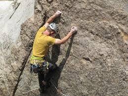 La escalada es uno de los deportes más practicados en la Comunidad de Madrid