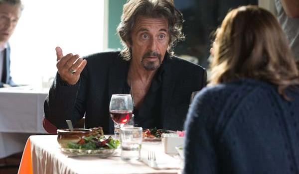 """""""La sombra del actor"""" una película con Al Pacino"""