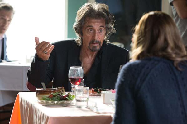 """Crítica de """"La sombra del actor"""", de Barry Levinson, con Al Pacino"""