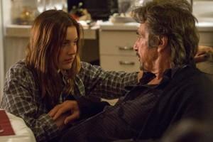"""Escena de la película """"La sombra del actor"""" que cuenta con Al Pacino como uno de sus protagonistas"""