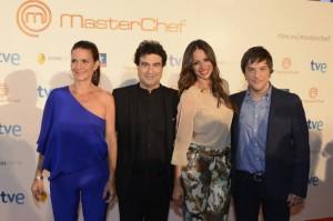 Masterchef llega con nuevos concursantes y nuevas recetas
