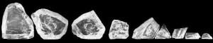 Piezas del diamante Cullinan