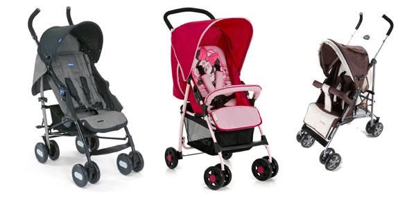 Sillas de paseo y carritos para beb s baratos y econ micos for Sillas de coche baratas