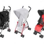 MacLaren: comparativa de las sillas de paseo MacLaren