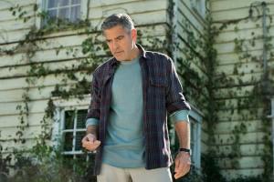 """Imagen de """"Tomorrowland. El mundo del mañana"""" con el actor George Clooney como protagonista"""