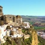 Viajar por la Serranía de Ronda, pitufos y leyendas