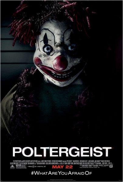 """Crítica de """"Poltergeist"""", de Gil Kenan."""