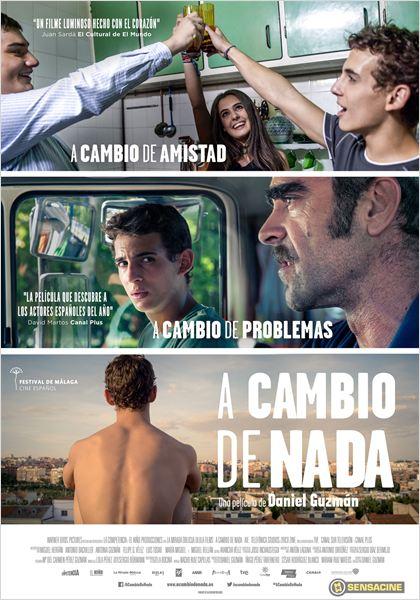 """Crítica de """"A cambio de nada"""", de Daniel Guzmán."""